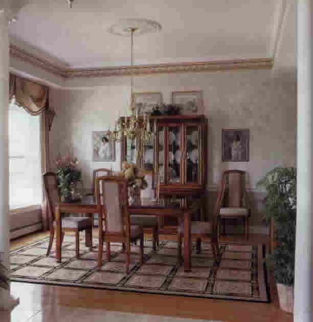 Dining Room Remodeling  in Hanover NH Upper Valley NH VT