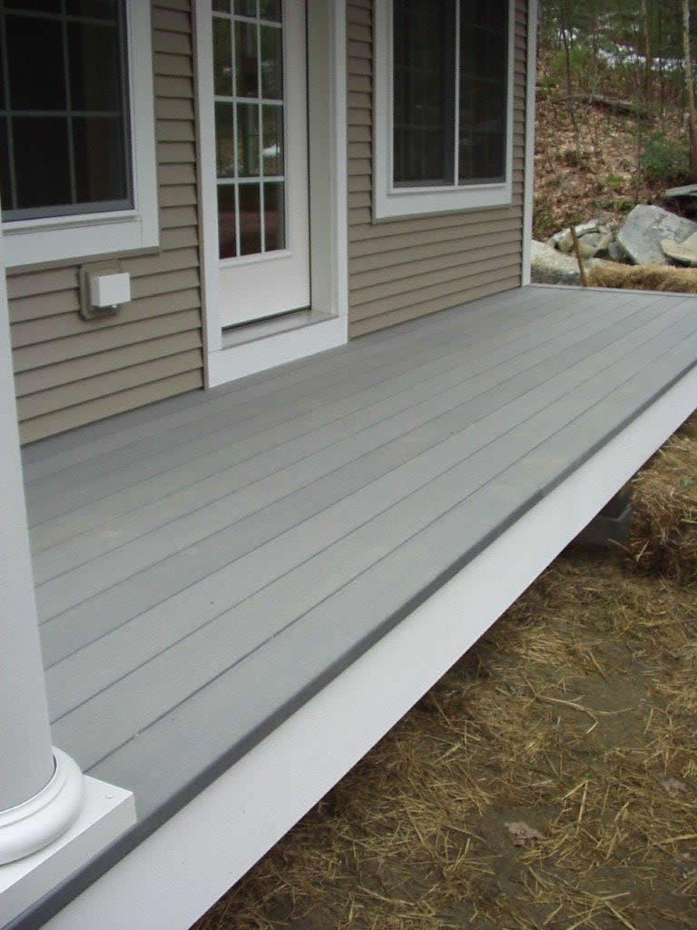 Decks, Porches And Patios