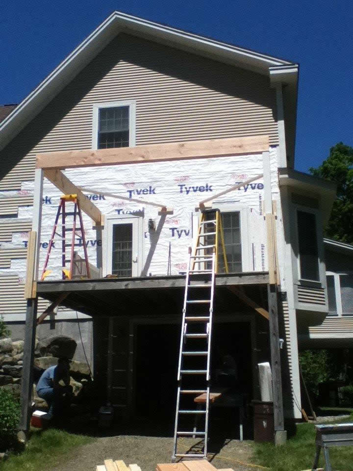 Remodeling in Hanover NH Upper Valley NH VT